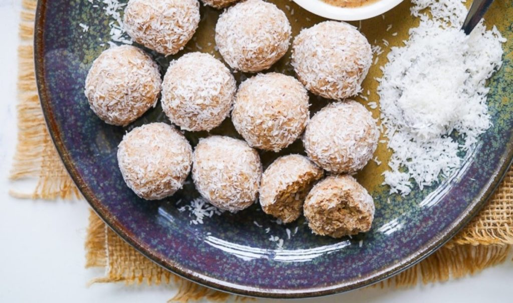 Simple Protein Balls