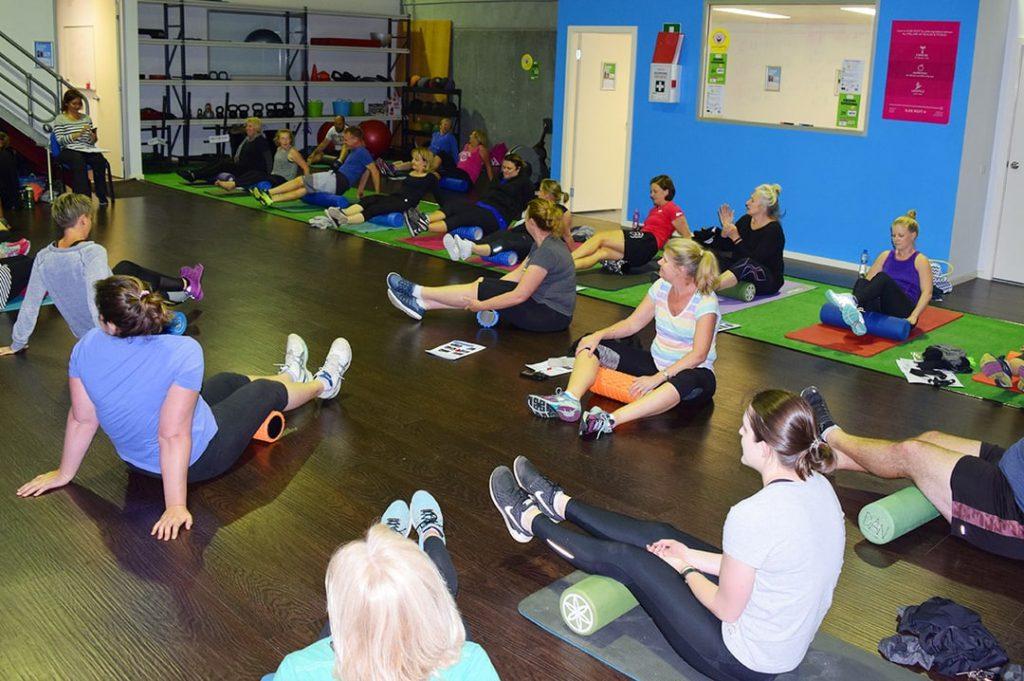corporate fitness programs