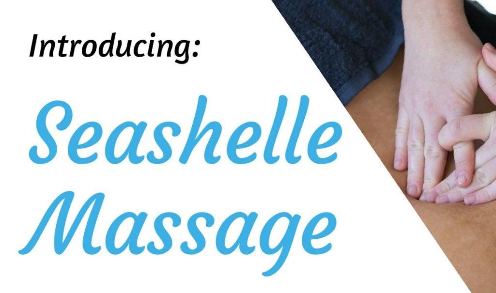 Welcome Seashelle Massage to CoreFit Newcastle!