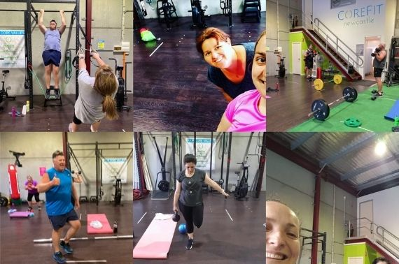 small group personal training newcastle