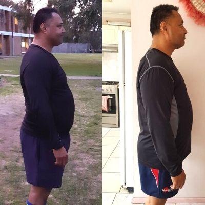Willies down 12 kilos